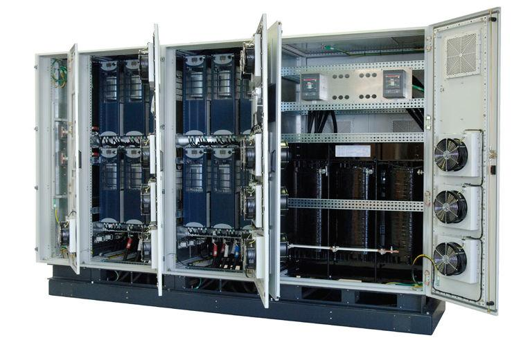 Power Converters - Cooling Transformers